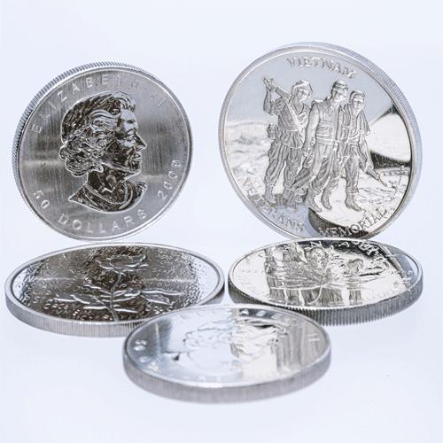 Platinum Coins