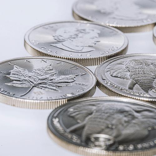 Platinum Coins 2